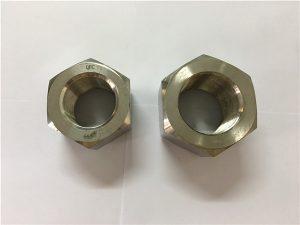 No.111-Vervaardig nikkellegering A453 660 1.4980 zeskant neute