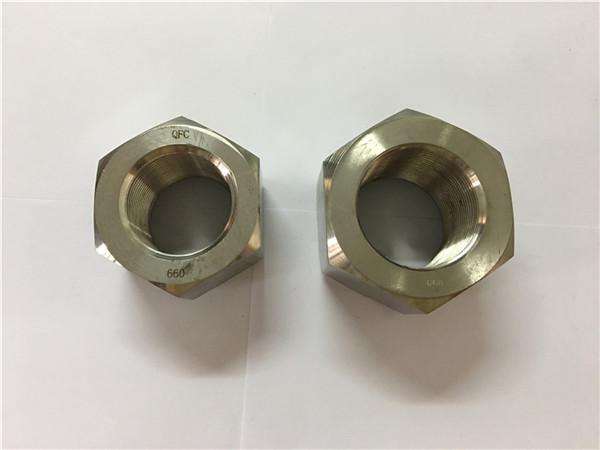 vervaardig nikkellegering a453 660 1.4980 seshoeke