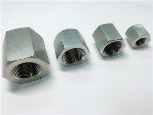 No.31 - Duursaam in die gebruik van die bewerking van vroulike skroefdraad van die seskantvlekvrye staal