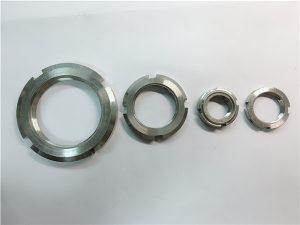 No.33-China verskaffer op maat gemaakte vlekvrye staal ronde moer