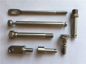 No.42-recision Stainless Fasteners CNC Draai metaal bevestigingsmiddels