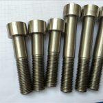 hardeware bevestigingsapparatuur hastelloy c276 n10276 skroef met kopskroef
