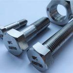 nikkellegering monel400 staalprys per kg boutboutmoere skroefverbinding en2.4360