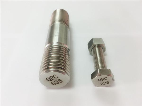 inconel 625 bevestigingsmiddels in nikkel