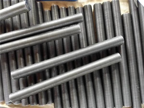 inkoollegering 800 / 800h / 800ht volledige draadstaaf