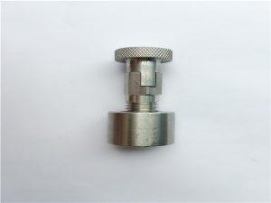 No.95-SS304, 316L, 317L SS410 Draagbout met ronde moer, nie-standaard bevestigingsmiddels