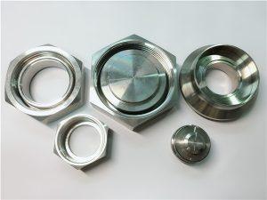 No.98-1.4410 UNS S32750 2507 pypprop-sok-seskantprop wat in olie- en gasbedryf gebruik word