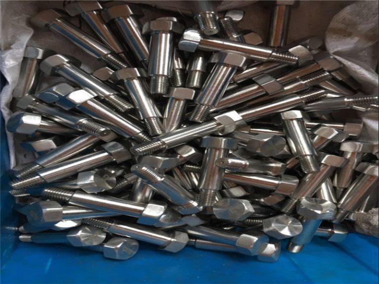 oem nie-standaard staal motorbevestigingsmiddels te koop