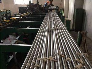 Super duplex s32760 (A182 F55) ronde staaf van vlekvrye staal