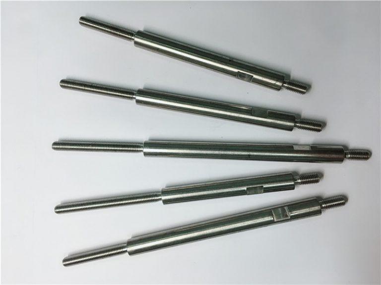 cnc presisiebewerking vlekvrye staal skroefverbindings