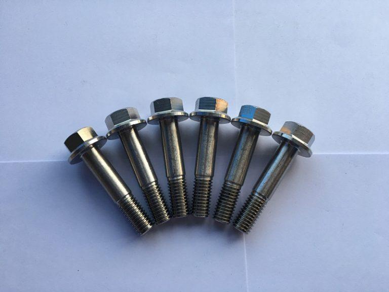 din 7504 sudin 7504 superduplex f55 roesvrye staal seskantflenskop selfboorskroef