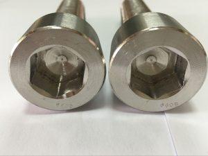 vervaardigers van bevestigingsmiddels DIN 6912 bout met seshoek van titanium seshoek