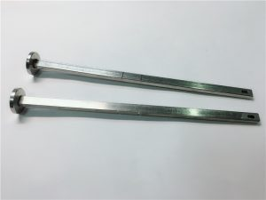 verskaffer van hardeware-bevestiging 316 vlekvrye staal platkop vierkantige nek din603 m4 vervoerbout